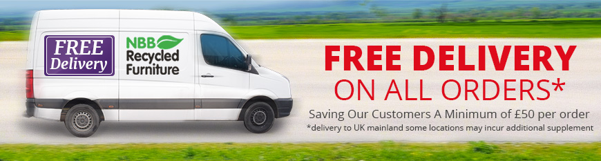 Free Delivery on Recycled Plastic Furniture