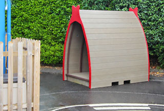 Primary School outdoor furniture